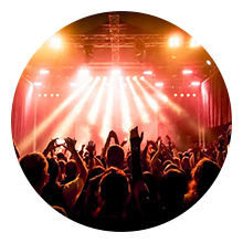 Events & Concerts