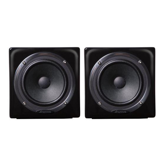 Avantone Pro MixCube Active Black