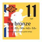 Rotosound Tru Bronze TB11