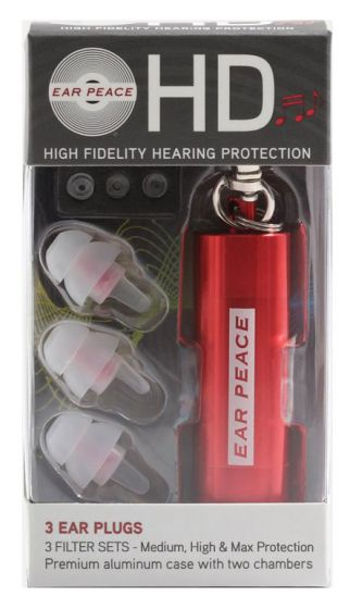 Earpeace HD RED
