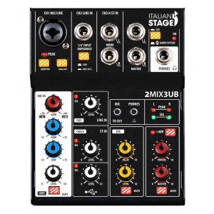 Italian Stage 2MIX-3UB