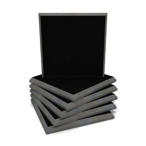 EQ Acoustics ColourPannel 60 Black - 6 Units