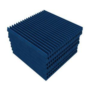 EQ Acoustics Classic Wedge 60 Tile Blue - 8 Units
