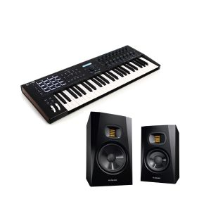 Arturia KeyLab 49 MKII Black BUNDLE