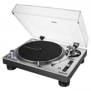 Audio Technica AT-LP140XP SLV