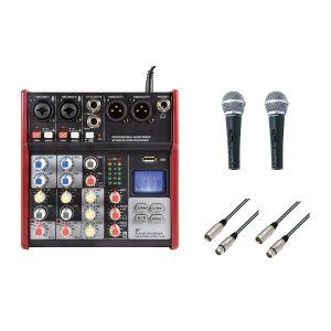 Citronic CSM-4 Set Karaoke