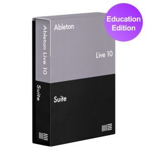Ableton LIVE-10 Suite Educational