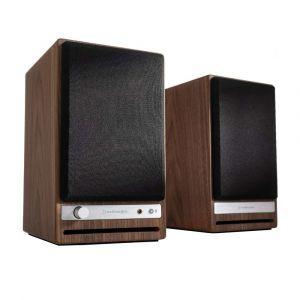 Audioengine HD4 Walnut