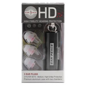 Earpeace HD BLK