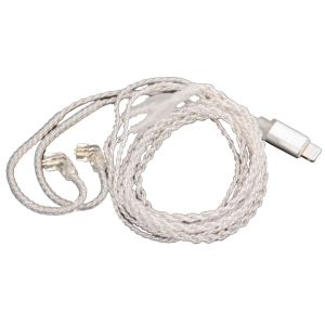 KZ Lighting Silver Cable