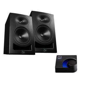 Kali Audio LP-6 Bluetooth Module Bundle Black