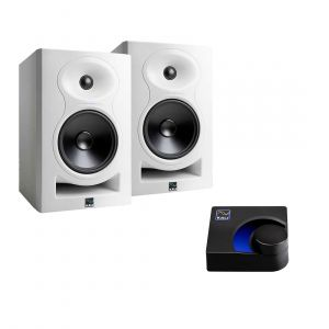 Kali Audio LP-6 Bluetooth Module Bundle White