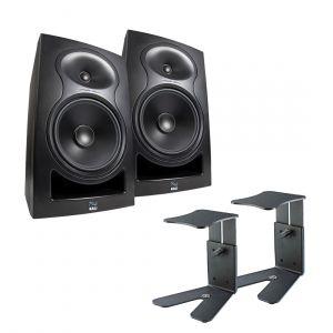 Kali Audio LP-8 Stand Bundle