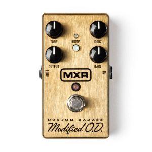 Dunlop MXR M77 Custom Badass Modified O.D