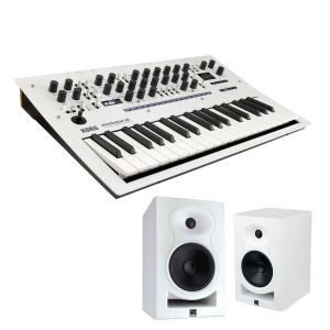 Korg Minilogue XD White BUNDLE