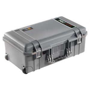 Peli 1535Air Silver No Foam
