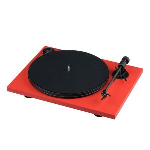 Pro-Ject Audio Primary E Phono (Ortofon OM NN) Red