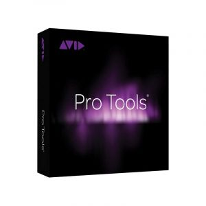 Avid Pro Tools 12 Student with Support