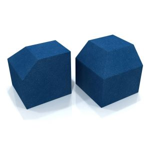 EQ Acoustics Project Cube Blue - 2 Units