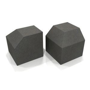 EQ Acoustics Project Cube Grey - 2 Units