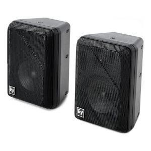 Electro Voice S-40 Pair Black