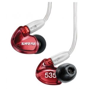 Shure SE-535 RED
