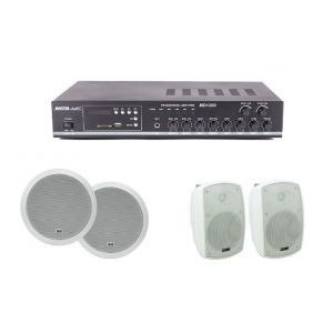 Master Audio Set MD-1200 & NB-400TW & VP-6FR