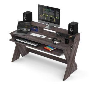 Glorious Sound Desk Pro Walnut