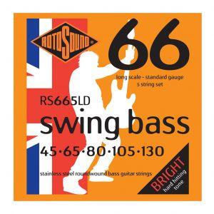 Rotosound Swing Bass RS665LD