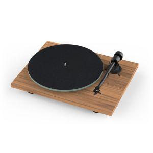 Pro-Ject Audio T1 Bluetooth (Ortofon OM 5e) Walnut
