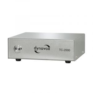 Dynavox TC-2000 Phono MM Silver