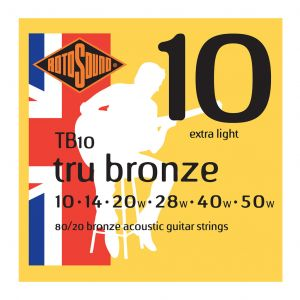 Rotosound Tru Bronze TB10