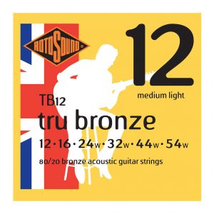 Rotosound Tru Bronze TB12