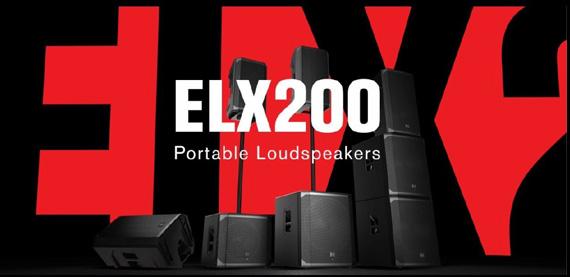 Electro Voice ELX-200