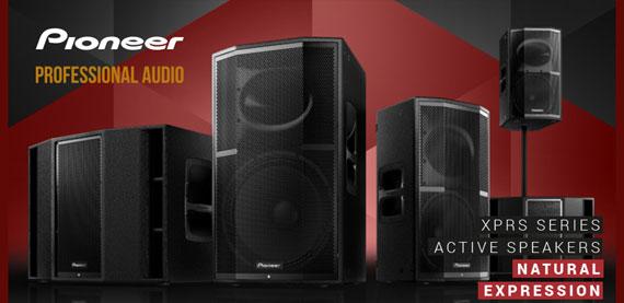 Pioneer XPRS Series